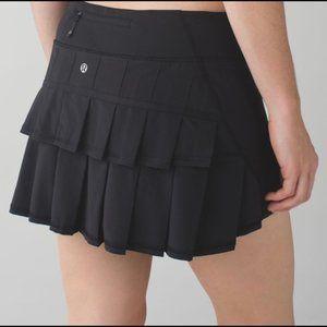 NWOT Lululemon Run Pace Setter Skirt Sz: 10